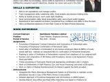 Sample Resumes for Hr Professionals Resume Hr Professional