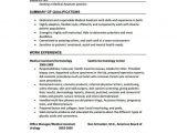 Sample Resumes for Medical assistants 5 Medical assistant Resume Templates Doc Pdf Free
