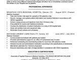 Sample Resumes for Medical assistants Medical assistant Resume Sample Resume Companion