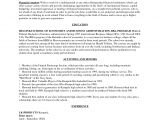 Samples Of Career Objectives On Resumes How to Write Career Objective with Sample