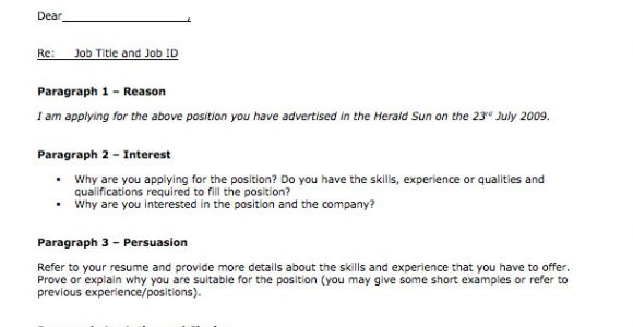 Samples Of Cover Letters for Job Applications Free Sample Cover Letter for Job Application top form