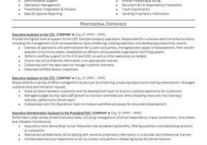 Samples Of Resumes for Administrative assistant Positions Office Administrative assistant Resume Sample