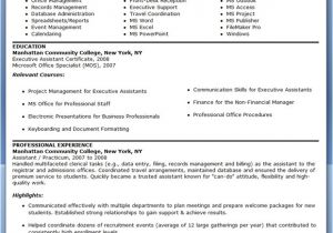 Samples Of Resumes for Administrative assistant Positions Quotes for Administrative Executive Quotesgram
