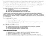 Samples Of Resumes with Objectives 2016 Resume Objective Example Samplebusinessresume Com