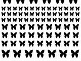 Sandblasting Templates butterfly Blasting Stencils as butterfly01