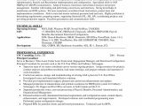 Sap Fico Sample Resume 3 Years Experience Great Sap Fico Sample Resume 3 Years Experience Pictures