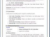 Sap Fico Sample Resume 3 Years Experience Sap Fico Resume 3 Years Experience