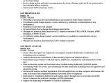 Sap Hcm Resume Sample Sap Hr Resume Samples Velvet Jobs