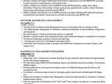 Sap Mdm Resume Samples Master Data Management Resume Samples Annecarolynbird