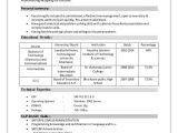Sap Pm Fresher Resume format Sap Mm Trainer Resume Persepolisthesis Web Fc2 Com