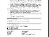 Sap Pp End User Resume Sample Sap Fico Consultant Resume Download