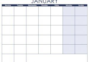 Saturday to Friday Calendar Template Blank Calendar Template Free Printable Blank Calendars
