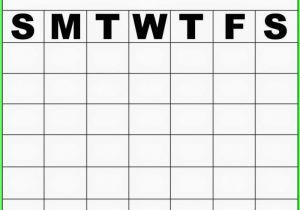 Saturday to Friday Calendar Template Saturday Through Friday Calendar Template Calendar
