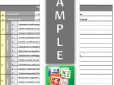Scaffold Inspection Checklist Free Template Health Safety forms Construction Templates