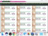 Scentsy Avery Label Template Creating Your Own Scentsy Labels with Avery Youtube