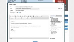 Scheduling Email Template Scheduling software tour Service Autopilot tour