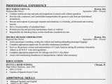 School Bus Driver Resume Template Example Resume July 2015