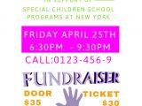 School Fundraiser Flyer Templates 48 Fundraiser Flyer Templates Psd Eps Ai Word Free