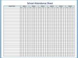 School Register Template Spreadsheet School attendance Sheet Documents and Pdfs