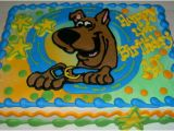 Scooby Doo Cake Template Cake Scooby Doo Sheet Stacey 39 S Sweets Flickr