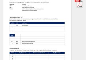 Scope Of Works Template Free 23 Sample Scope Of Work Templates to Download Sample