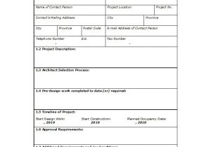 Scope Of Works Template Free 30 Ready to Use Scope Of Work Templates Examples