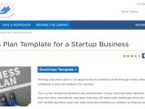 Score.org Business Plan Template 5 Best Business Plan Templates and What to Include In