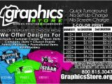 Screen Printing Flyer Templates Graphics Store Graphic Design 7558 Sand St Eastside