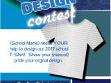 Screen Printing Flyer Templates School T Shirt Design Contest Template Postermywall