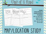 Scripture Journal Templates One Of A Kind Map Location Study Scripture Journal Templates