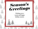 Seasons Greetings Email Template All Email Marketing Templates Browse Email Marketing