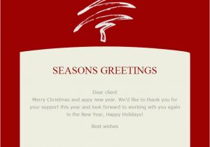 Seasons Greetings Email Template Free 104 20 Free Christmas and New Year Email Templates