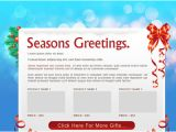 Seasons Greetings Email Template Free and Premium Christmas HTML Email Newsletter Templates