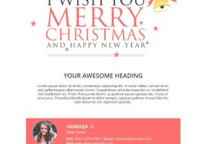 Seasons Greetings Email Template Free Christmas Email Template Psd Free Gambar Puasa