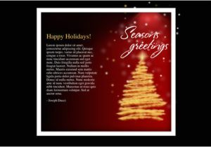 Seasons Greetings Email Template Free Free HTML Newsletter Templates Noupe