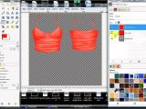 Second Life Templates for Gimp Secondlife Template Tutorial for Gimp Youtube