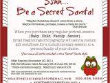 Secret Santa Email Template for Office 10 Best Photos Of Secret Santa Office Invitations Secret