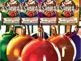 Secret Santa Flyer Templates Secret Santa Xmas Flyer Graphicriver