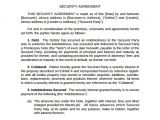 Security Contracts Templates Security Agreement 11 Download Free Documents In Pdf Word