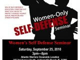 Self Defense Flyer Template Wing Chun Kung Fu Jacksonville Women 39 S Self Defense