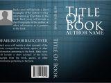 Self Publishing Templates Basic Book Cover Templates Self Publishing Relief