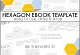 Self Publishing Templates Hexagon Ebook Template and Next Comes L