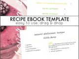Self Publishing Templates Recipe Ebook Template and Next Comes L