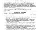 Senior Executive assistant Resumes Samples Senior Administrative assistant Resume 10 Free Word