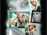 Senior Photo Collage Templates Senior Collage Template Set Streak Of Light 3 Templates