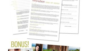 Senior Rep Contract Template Carly Carlson Photography Senior Rep Program Kit