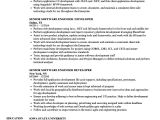 Senior software Engineer Resume 10 11 Waterfall Methodology Resume Mysafetgloves Com