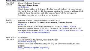 Senior software Engineer Resume software Engineer Resume Example 10 Free Word Pdf