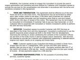 Seo Contract Template 2015 Sample Seo Contract 10 Documents In Pdf
