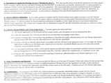 Server Hosting Contract Template Hosting Agreement Template 13 Free Word Pdf format